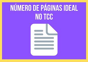 NUMERO DE PAGINAS IDEAL NO TCC 300x213 - Início